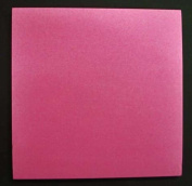 Pack of 50 Sheets Japanese 15cm Pink Origami Folding Papers #N8601, Made in Japan