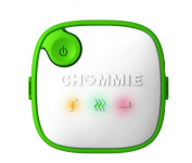 Chummie Elite Bedwetting Alarm with 5 Tones, Vibration, Lights and One Drop Detection Technology
