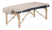 Massage Table Fleece Pad set, 2 PC Set