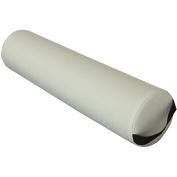 Massage Pro Full Round Bolster, Creme, 15cm X 70cm