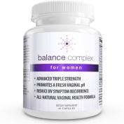 Balance Complex for Women - Maximum Strength Feminine Wellness Supplement