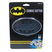 DC Comics Batman Logo Cookie Cutter Stamp