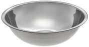 Adcraft SBL-30 28.4l Capacity, 60cm - 1.6cm OD x 18cm - 1.3cm Depth, Stainless Steel Extra Large Mixing Bowl with Mirror Finish