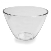 Anchor Hocking Splash Proof Glass Mixing Bowls, 2.8l, Set of 2
