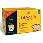 Gevalia Single Serve Coffee Cup Signature Blend - 84 Ct