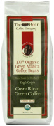 The Bean Coffee Company Organic Green Coffee Beans, Costa Rican, 470ml