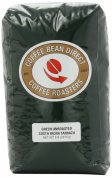 Green Unroasted Costa Rican Tarrazu, Whole Bean Coffee, 2.3kg Bag