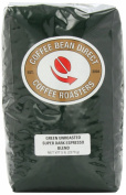 Green Unroasted Espresso Blend, Whole Bean Coffee, 2.3kg