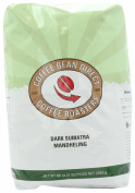 Coffee Bean Direct Dark Sumatra Mandheling, Whole Bean Coffee, 2.3kg Bag