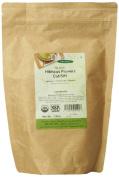 Davidson's Tea Bulk, Organic Hibiscus Flowers Cut and Sifted, 470ml Bag