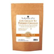 The Republic Of Tea Peppermint Cuppa Chocolate Tea 250 Teabags