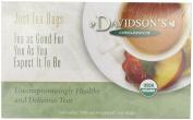 Davidson's Tea Rooibos Spiced Chai, 100-Count Tea Bags