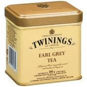 Twinings Classics Earl Grey Loose Tea Tin, 100 Gramme