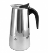 Wee's Beyond Brew-Fresh Stainless Steel Espresso Maker