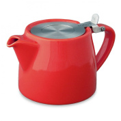 FORLIFE Stump 530ml Teapot with SLS Lid and Infuser