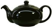 Waechtersbach Fun Factory II Black Teapot, 830ml