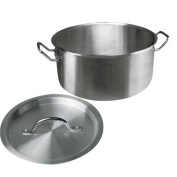 Winware Stainless Steel 14.2l Brasier with Cover