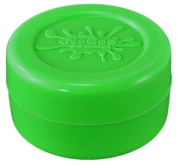 NoGoo Nonstick Silicone Large Jar (Holds Approx 10ml) - Assorted Colours