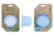 Cuppow Wide, Blue BNTO Canning Jar Lunchbox Adaptor - 180ml