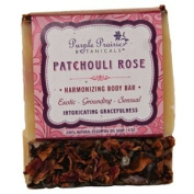 Patchouli Rose Soap Bar - 3 Pack