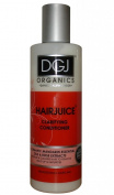 DGJ Organics HairJuice Mandarin Oil & Rose Extract Clarifying Conditioner 250ml