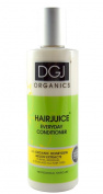 DGJ Organics HairJuice Organic Honeydew Melon Everyday Conditioner 250ml