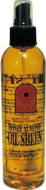 Yaky Honey Almond Oil Sheen 240ml