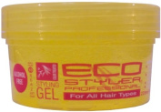 Eco Styling Gel - Yellow 240ml