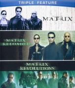 The Complete Matrix Trilogy [Regions 1,4] [Blu-ray]