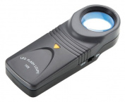 "Opticron LED Hand Magnifier 10x 1.02"""