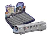 MTA Pullback Subway Car