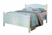 Bolton 9812500 Cottage Bed, Full, White