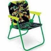 Teenage Mutant Ninja Turtles Indoor-Outdoor Folding Patio Chair