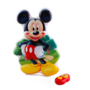 Uncle Milton Wall Friends Mickey Mouse, Talking Room Light