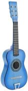 Star Kids Acoustic Toy Guitar 60cm Colour Light Blue, MG50-LBL