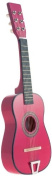 Star Kids Acoustic Toy Guitar 60cm Colour Hot Pink, MG50-HPK