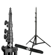 PBL Pro Heavy Duty 3m Light Stand, Air Cushioned, for Photo or Video Steve Kaeser Photographic Lighting