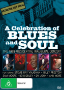 A Celebration of Blues and Soul [Region 4]