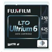 FujiFilm LTO6 Ultrium Tape Media 2.5TB/6.25TB LTO-6 Ultrium Data Cartridge