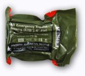 FLAT FOLD Emergency Trauma Dressing 10cm by North American Rescue
