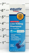 Maximun Strength Lice Killing Shampoo Lice Treatment 240ml