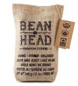 Bean Head Premium Organic Coffee, 350ml
