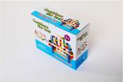 Wooden Toy Combines The Tool Wooden Children's Educational Toys Good