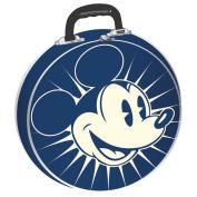 Mickey Mouse Round Tin Tote