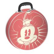 Minnie Mouse Round Tin Tote