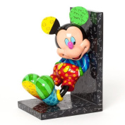 Leaning Mickey Bookend