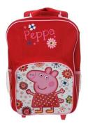 Peppa Pig Tropical Wheelie Bag