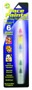 Crafty Dab Face Paint Stackable Crayons - Bright Colours