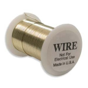 Craft Wire Gold Colour Tarnish Resistant 20 Ga 15 Yd