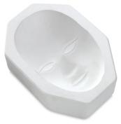 Mayco Plain Face Mask Mould - 23cm x 13cm - Each